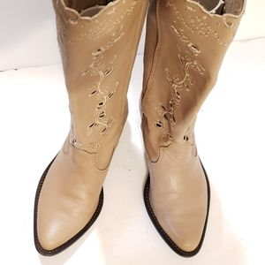 Sz 6 lucky brand western style boots
